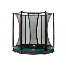Детский батут BERG Talent InGround 240 с защитной сеткой Safety Net Comfort
