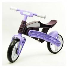 Беговел Real Baby KB7500 purple-brown