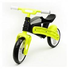 Беговел Real Baby KB7500 black-yellow