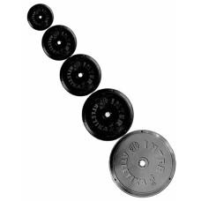 Диск Inter Atletika 1 кг (SТ520.2)