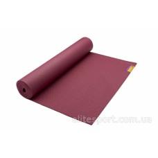 Мат для йоги Hugger Mugger Tapas Ultra Mat Burgundy