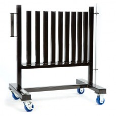 Горизонтальная стойка для гантелей ALEX Heavy Duty Dumbbell Rack