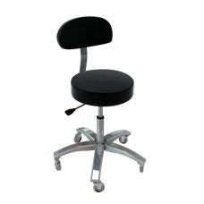 Стул для массажиста Touch America Pro Stool with Back 31002-64