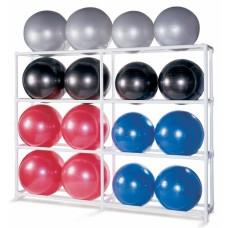 Подставка под гимнастические мячи SPRI RBR16 Ball Rack (на 16 шт.)