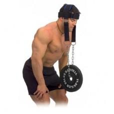 Товары для спорта упряжь нейлоновая Body-Solid MA-307N для тренировки мышц шеи
