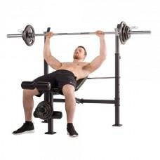 Силовая скамья Tunturi WB60 Olympic Width Weight Bench