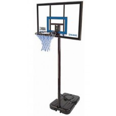 "Баскетбольная стойка Spalding NBA Gold Highlight 42"" Rectangle Acrylic 77455CN"