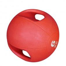Спортивные аксессуары медбол SPART Medicine Wall Ball  с ручками 6kg