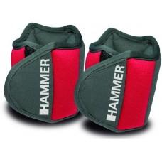 Утяжелители Hammer Wrist Sleeve 66308 2 x 0,5 кг