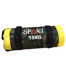 Сэндбэг для функционального тренинга SPART Sand Bag 15 кг