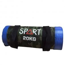 Сэндбэг для функционального тренинга SPART Sand Bag 20 кг
