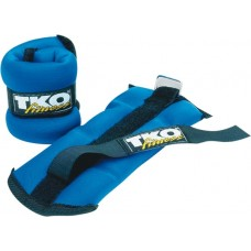 Утяжелители TKO 202AP для рук и ног 0,9 кг фиксированные