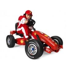 Веломобиль BERG Ferrari F1 (24.23.44)