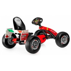 Веломобиль BERG Ferrari F150 pedal go-kart F1 (24.23.00)